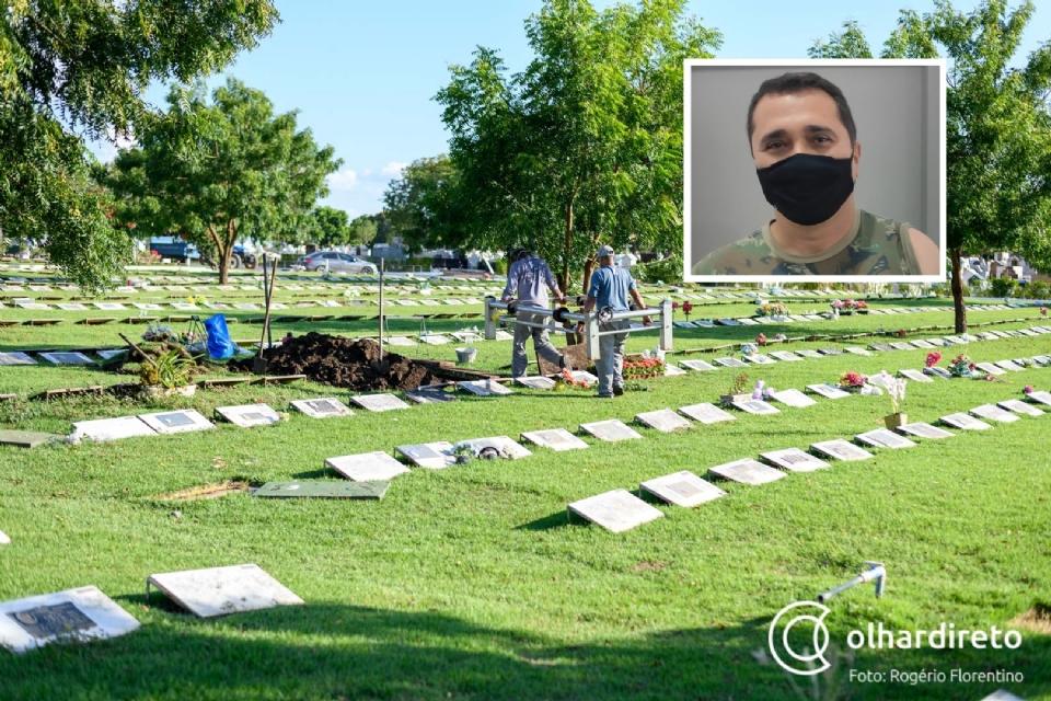 Apesar de já vacinado com primeira dose, comandante da FAB em Mato Grosso morre vítima da Covid-19