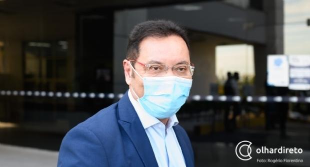 Botelho diz que Consórcio do VLT tem melhores advogados do país e prevê problemas na justiça para MT