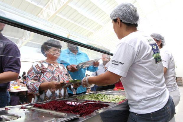 Em três meses, Restaurante Popular serviu cerca de 50 mil refeições em Sinop
