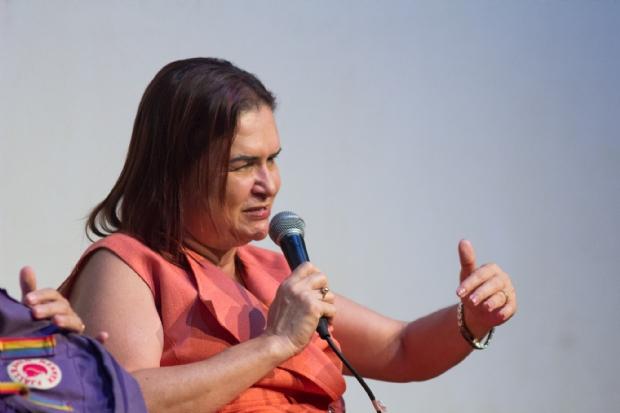 Rosa Neide no 'Tudo Sobre Mulheres', em Cuiabá