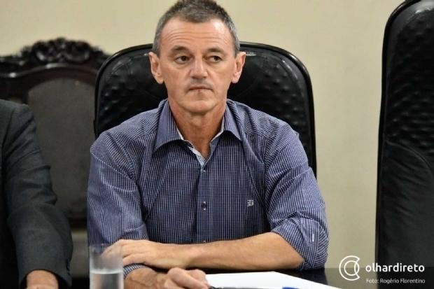 Após rumores de sair vice de Emanuel ao Paiaguás, Rossato nega discutir candidatura