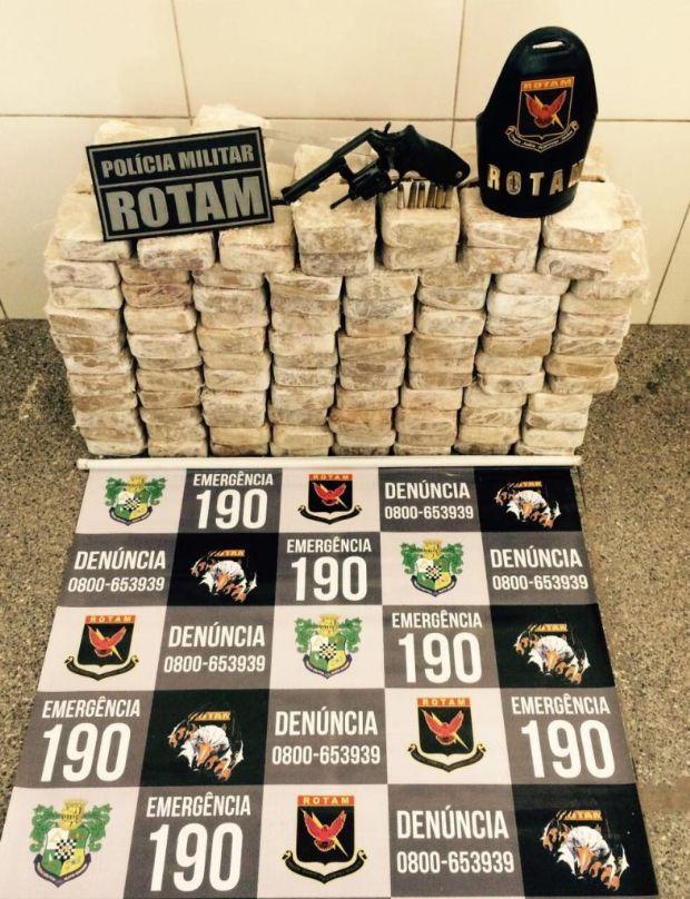PM identifica quatro envolvidos em apreensão de 107 kg de cocaína em Cuiabá; um suspeito morreu