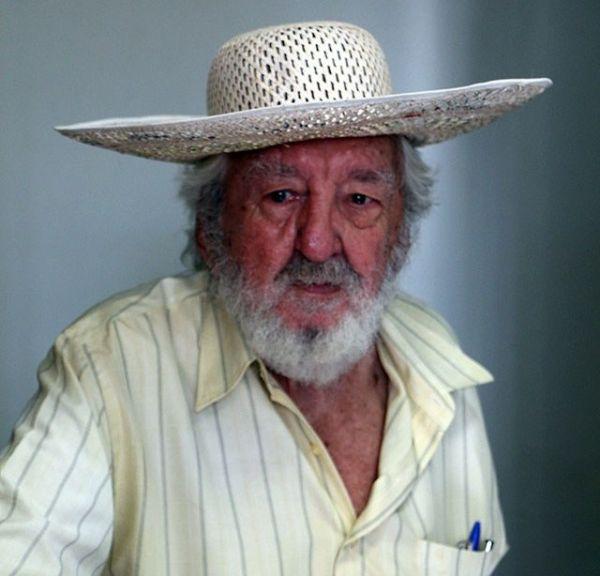Rubens dos Santos em maio deste ano, durante visita à Prefeitura de Várzea Grande