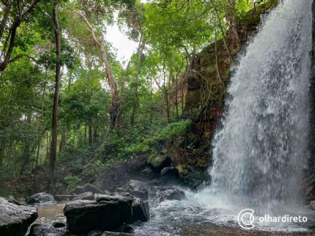 Parque Nacional da Chapada dos Guimarães pode ser privatizado por Bolsonaro