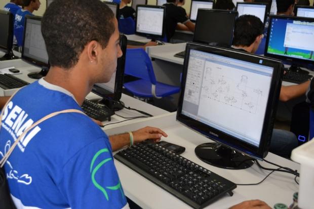 Senai MT lança cursos técnicos híbridos que permitem a qualificação em meio à pandemia