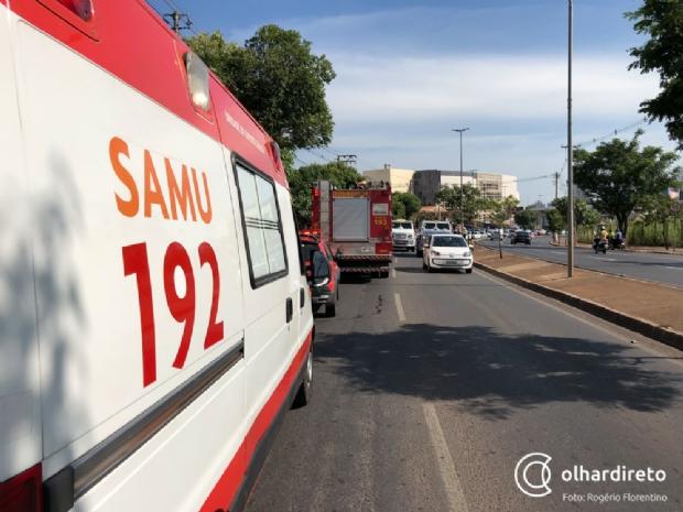 Em Cuiabá, 47 pessoas morreram vítimas do trânsito no primeiro semestre de 2018;  veja dados
