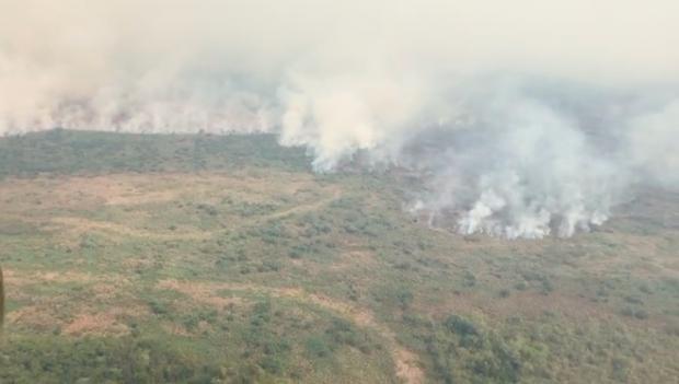Mato Grosso apresenta queda de focos de calor no período proibitivo em relação ao ano passado