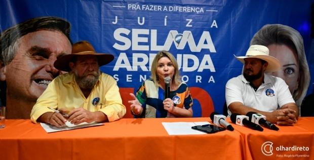 Selma quer reforma na previdência que iguale idade mínima de aposentadoria entre homens e mulheres