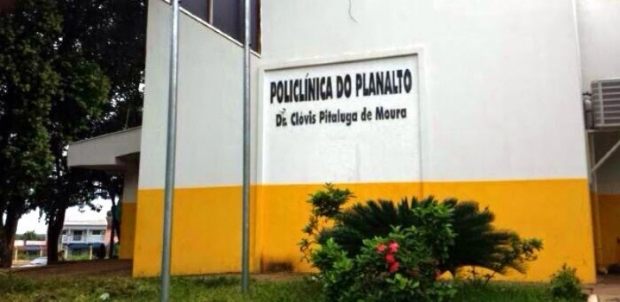 Policlínica do Planalto suspende atendimento por 48 horas por suspeita de meningite