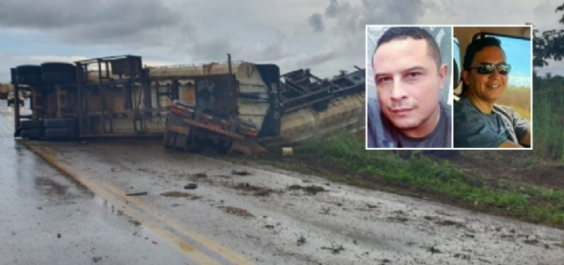 Policiais penais mortos em acidente são identificados; vítimas retornavam de escolta ao Adalto Botelho