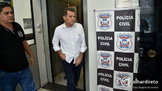 Silval acusa o ministro da Agricultura de pagar testemunha para mudar depoimento; Maggi nega