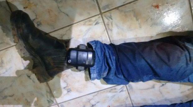 Criminosos invadem bar e filho do dono mata suspeito com dois tiros