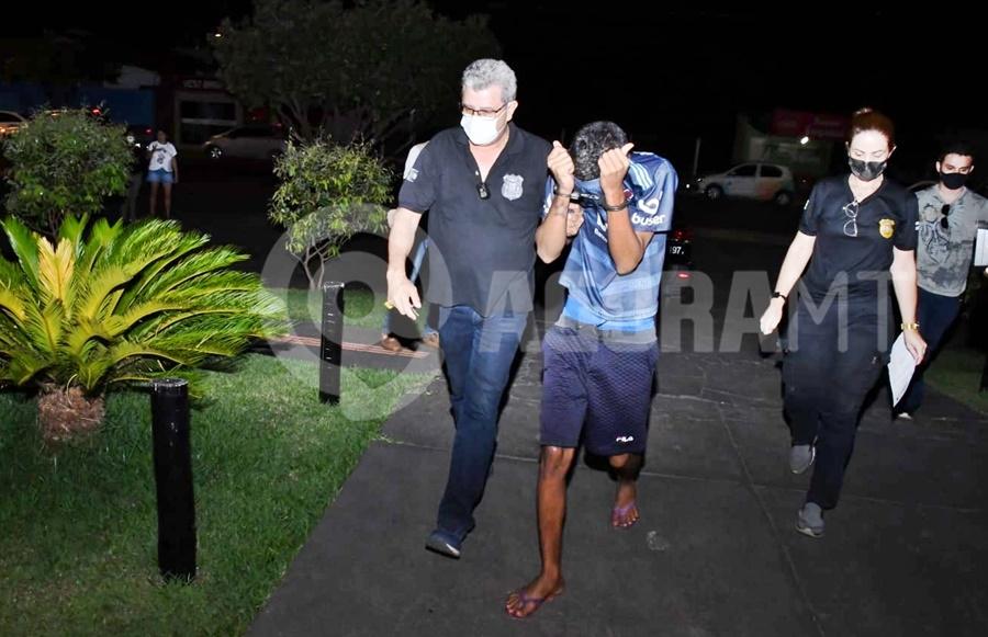 DHPP prende acusado de matar jovem de 26 anos com sete facadas durante acerto de contas