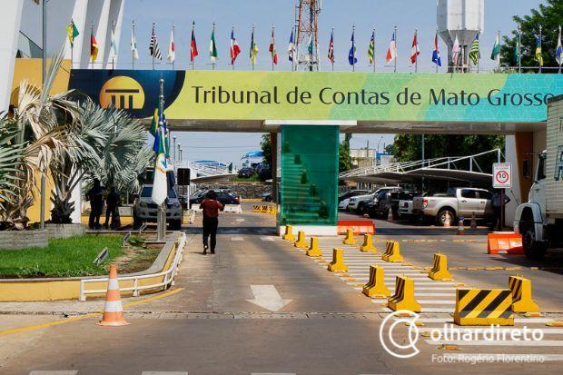 Sem previsão de volta, afastamento de titulares triplica carga de trabalho dos conselheiros substitutos do TCE de Mato Grosso