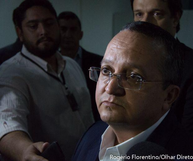 Todos sabem que Silval é meu inimigo, minimiza Taques após Jornal da Globo o citar em delação de ex-governador