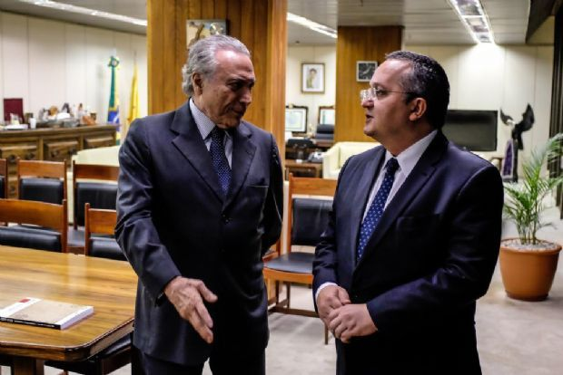 Michel Temer e Pedro Taques vão a Lucas do Rio Verde inaugurar usina de biocombustível nesta sexta-feira