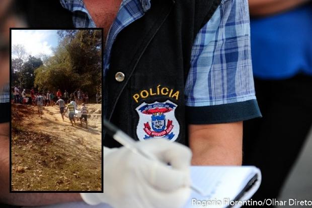 Três meninas da mesma família morrem afogadas em balneário neste domingo