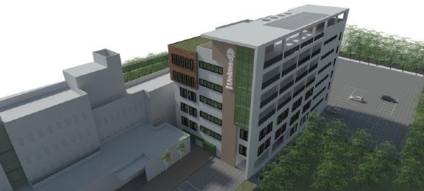 Centro de Medicina Preventiva da Unimed une sustentabilidade e tecnologia
