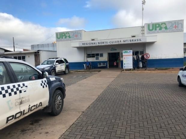 Paciente irritada quebra computadores de UPA em Cuiabá