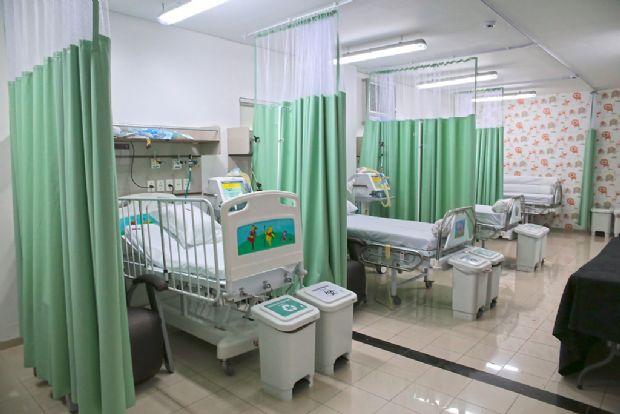 Hospital Santa Rosa inaugura Unidade de Terapia Intensiva Pediátrica com oito leitos