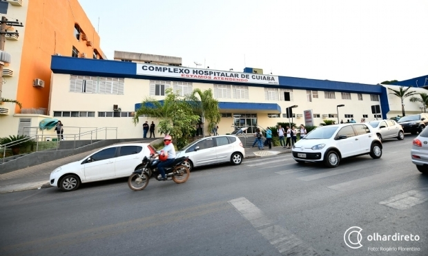 Complexo Hospitalar de Cuiabá atende 1,2 mil pacientes do MT Saúde por mês