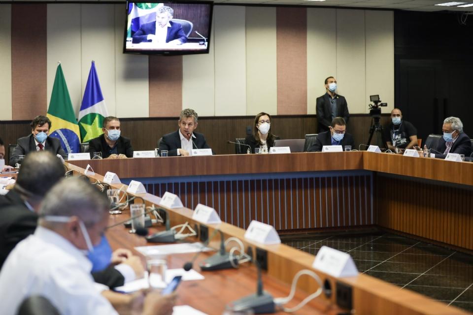 Conselho aprova a substituição do VLT pelo BRT com previsão de 18 meses para conclusão das obras