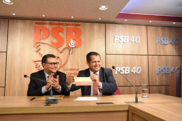 Valtenir Pereira volta para o PSB como presidente estadual e grupo de Mendes e Botelho deve debandar