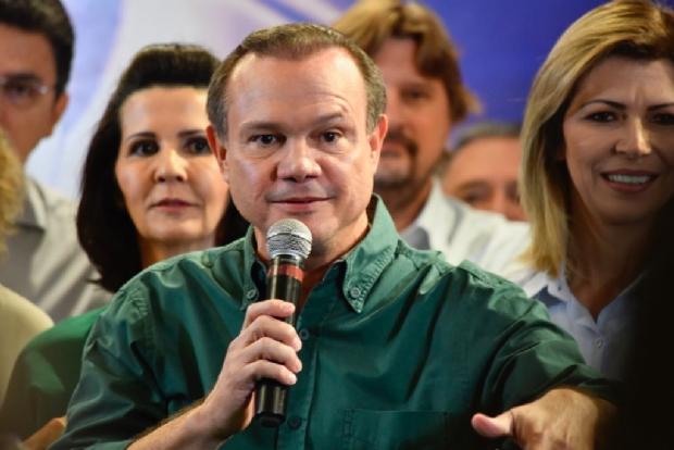 Fagundes se apresenta como legítima oposição a Taques e critica governo