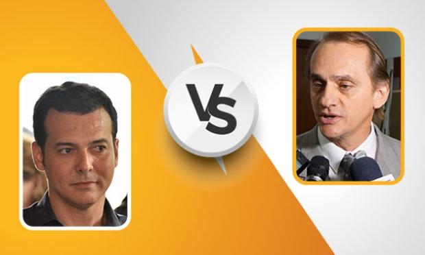 Wilson e Lúdio debatem taxação do agro, oposição e futuro do PSDB e do PT  em MT