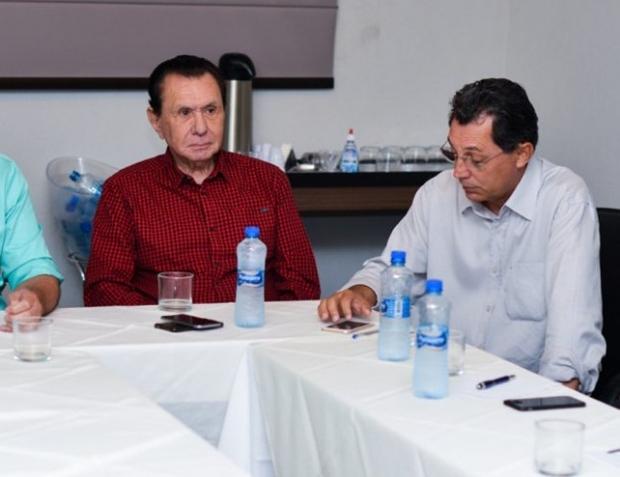 Diretórios nacionais repassam R$ 3,3 milhões a Ezequiel e Bezerra para campanha