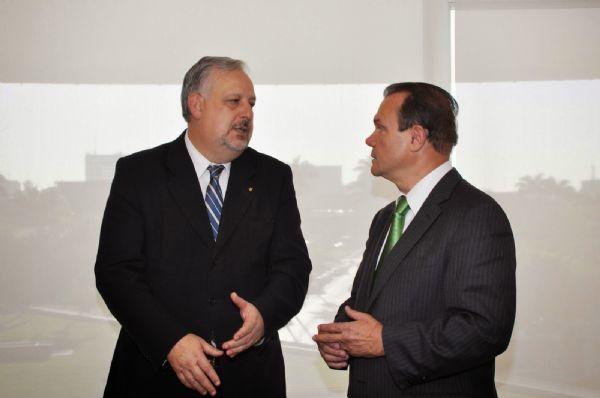Wellington Fagundes lidera debate de modelos de concessão e pede maiores investimentos em infraestrutura