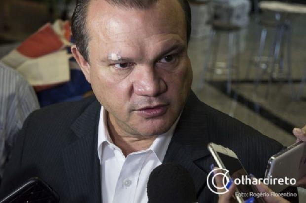 Wellington Fagundes partiu para o confronto em campo aberto contra o atual governador