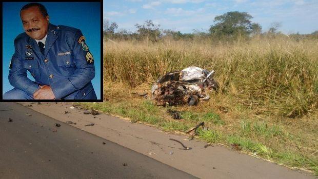 Sargento da PM morto em acidente postou mensagem de despedida: