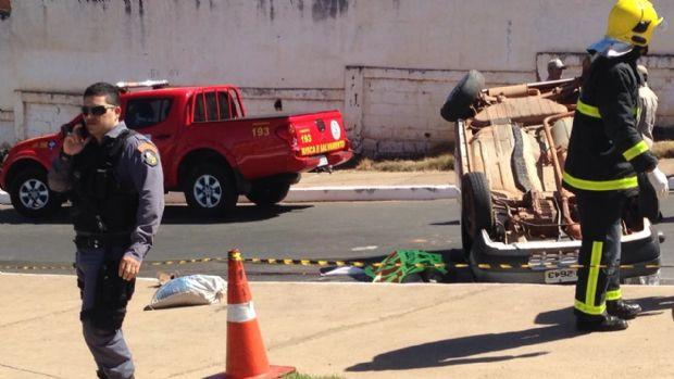 Cinto de segurança poderia ter salvo sargento morto em acidente; motorista responde por homicídio culposo