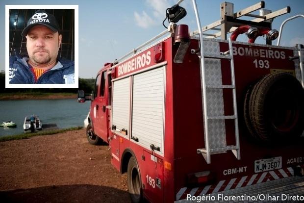 Bombeiros procuram por empresário desaparecido no rio Araguaia ao tentar salvar filho de afogamento