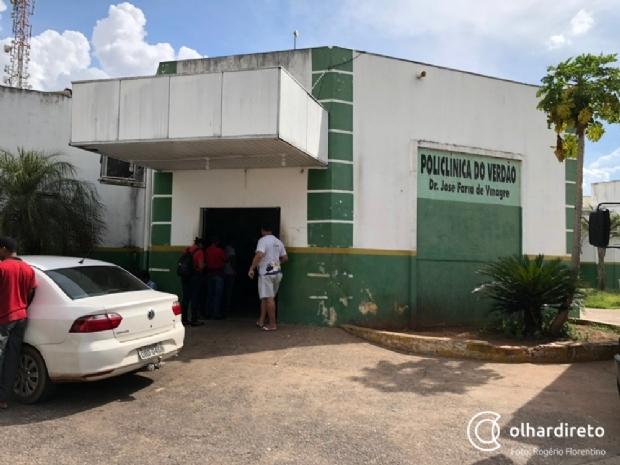 Mãe abandona filha com sinais de abuso sexual e maus tratos em policlínica de Cuiabá