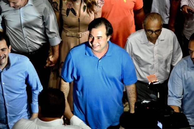 Maia defende candidatura própria do DEM em MT e rompimento com governo Taques