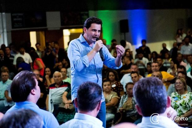 'Mauro começou obra como prefeito e irá terminar como governador', diz Garcia sobre novo pronto-socorro