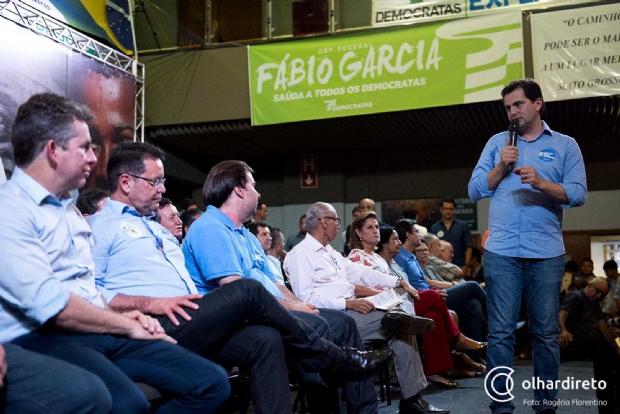 DEM assume candidatura própria e rechaça aliança com Taques e vice de Pivetta