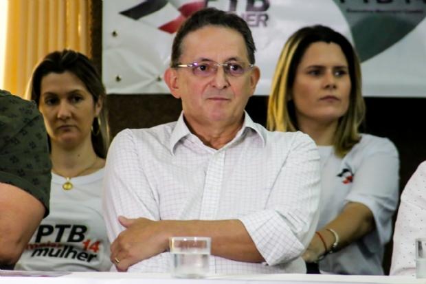 Presidente do PTB, Chico Galindo confirma apoio a Wellington Fagundes para Governo