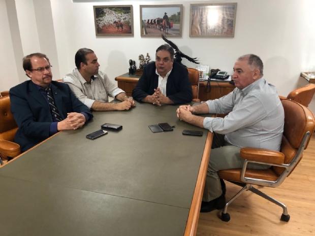 Bancada fica no PSD e diz que rompimento do vice Carlos Fávaro é posição pessoal