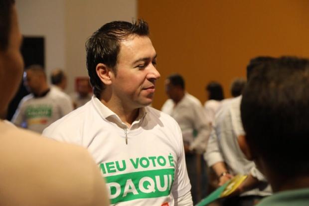secretário-geral do PTB, Roberto Bezerra