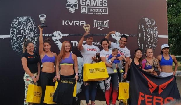 Atletas de Cuiabá vencem campeonato nacional de Crossfit