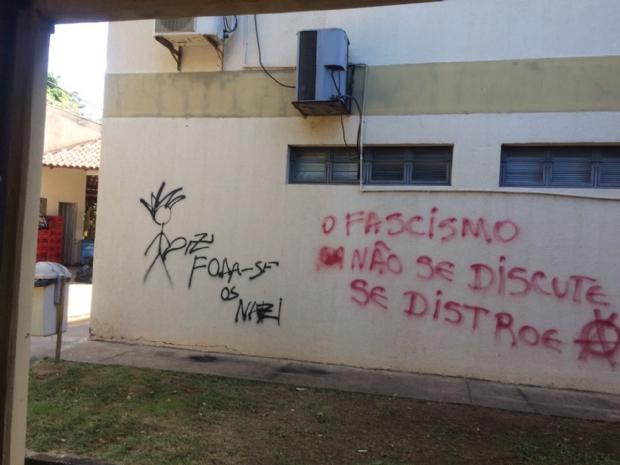 'Briga' na UFMT
