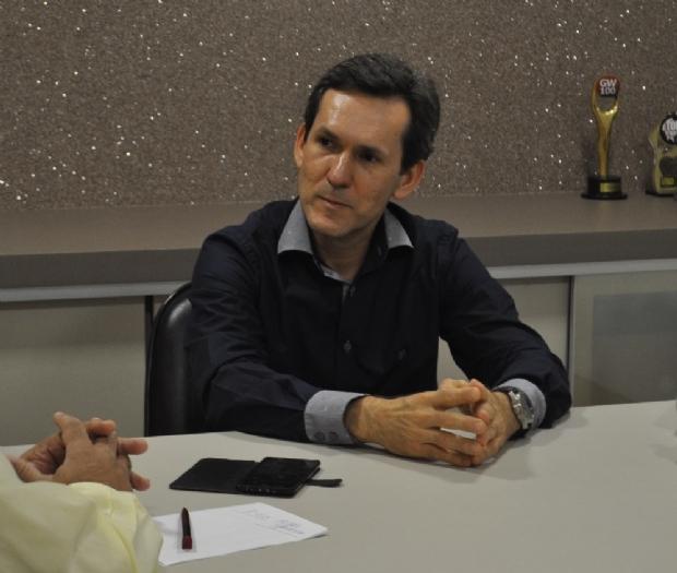Arthur Nogueira defende diálogo ampliado com segmento produtivo