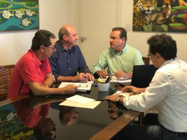 PP confirma apoio a Wellington Fagundes ao governo mesmo com saída do MDB