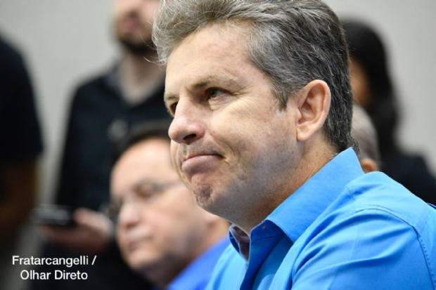 Mauro Mendes prefere Pivetta de vice e espera bom senso de Sachetti e Fávaro