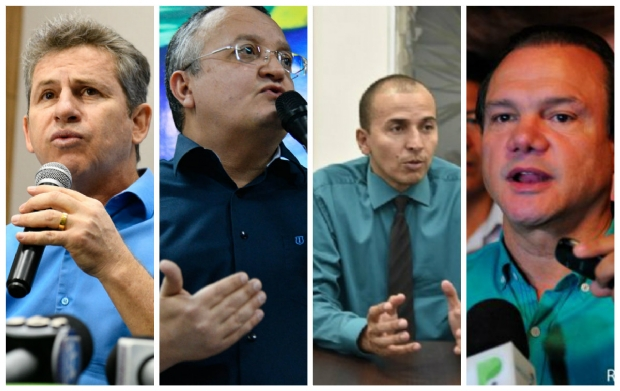 Pesquisa Mark mostra Mauro Mendes líder isolado entre eleitores cuiabanos