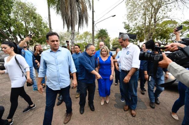 """Vice de Taques, Rui Padro avisa: """"não adianta escutar adversário e cair no canto da sereia"""""""