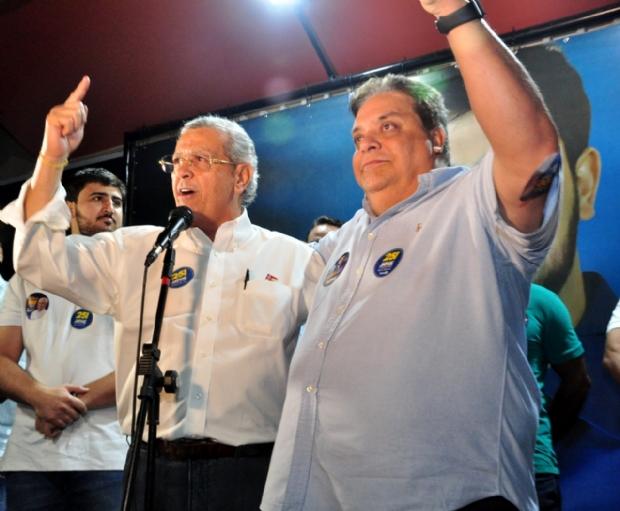 Jayme Campos declara apoio ao projeto de reeleição do deputado Gilmar Fabris